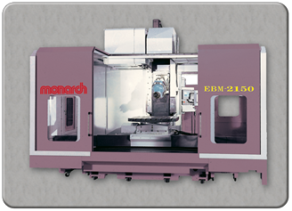 EBM-2150 Machining Center